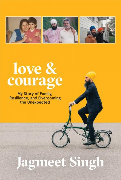 Love and Courage Book Cover
