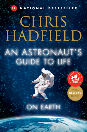 An Astronauts Guide to Life Book Cover