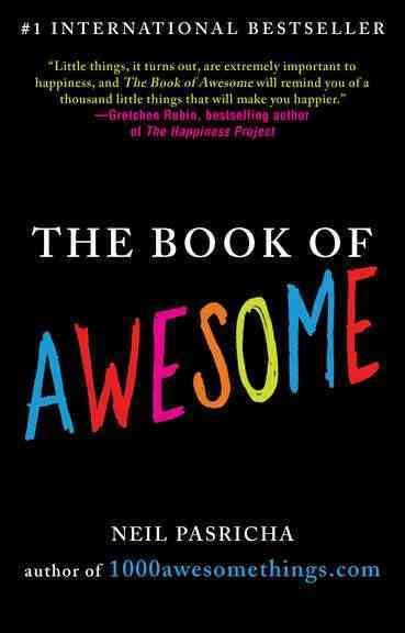 The Book of Awesome Book Cover